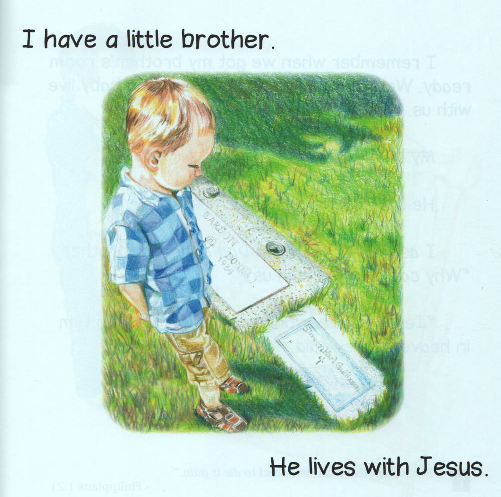 my brother lives with jesus 1